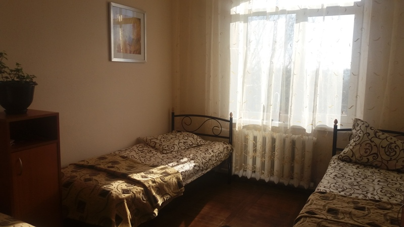 Условия проживания в реабилитационном центре