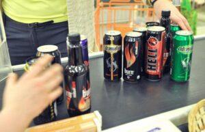 Енергетичні напої